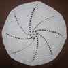 Octagonal Swirl Wash Cloth
