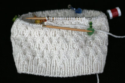 Free Knitting Patterns For Hooded Scarves : Machine Knitting Baby Patterns Patterns Gallery